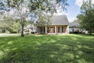 Broussard Single Family Home For Sale: 209 E Greenhill Circle