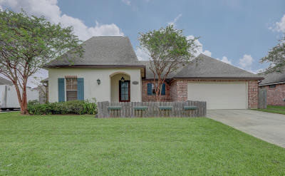 Broussard Single Family Home For Sale: 104 Copeland Drive