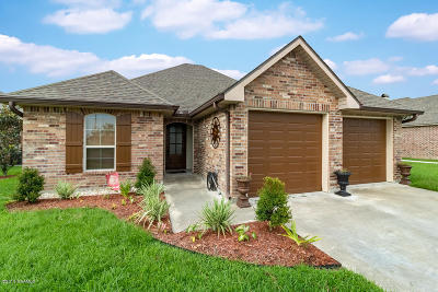 Carencro Single Family Home For Sale: 103 Spanish Oak Drive