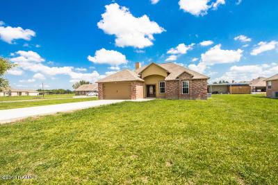 Duson Single Family Home For Sale: 910 Golden Grain Road