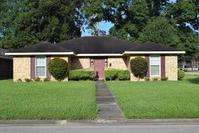 Lafayette Single Family Home For Sale: 115 Nevada Street