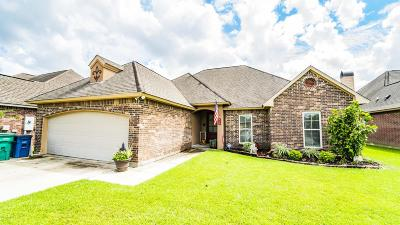 Single Family Home For Sale: 426 Clay Ridge Drive Drive