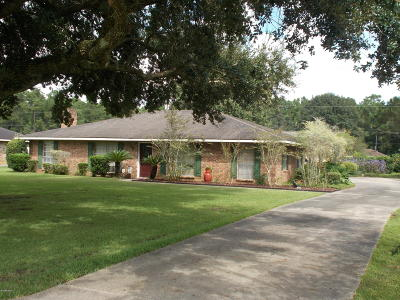 Abbeville Single Family Home For Sale: 501 E Magnolia Street