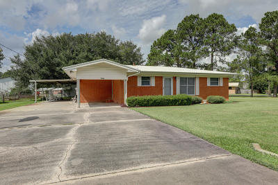 New Iberia Single Family Home For Sale: 704 Beverly Street