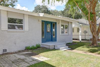 Lafayette Single Family Home For Sale: 209 Norine Street