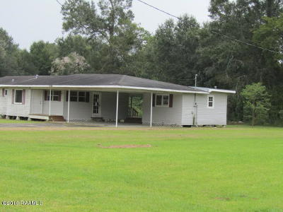 New Iberia Single Family Home Active/Contingent: 200 Laperouse Drive
