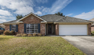Single Family Home For Sale: 303 Wallingsford Circle