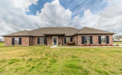 Church Point Single Family Home For Sale: 507 Roy Guidry Road