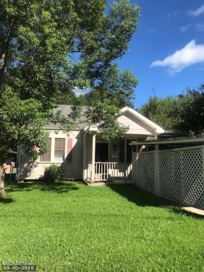 New Iberia Single Family Home For Sale: 104 S Lasalle Street