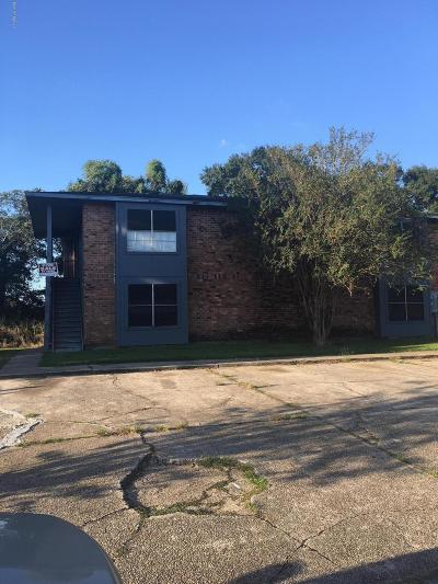 Multi Family Home For Sale: 116 Marigny Circle