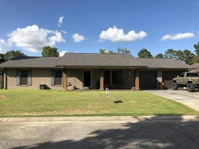 Crowley Single Family Home For Sale: 22 Judge Canan Drive