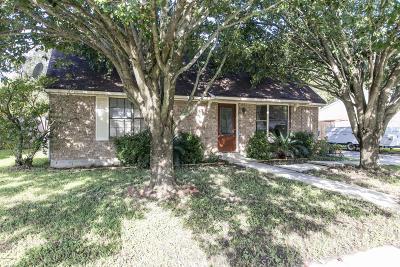 Lafayette Single Family Home For Sale: 201 Amethyst Lane