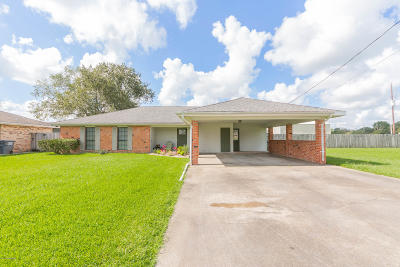 Maurice Single Family Home For Sale: 3014 Paddle Wheel Circle