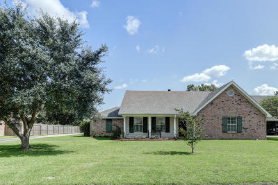New Iberia Single Family Home For Sale: 610 Astor Place Drive