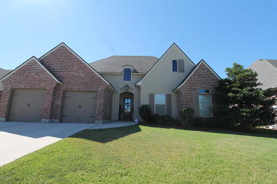 Broussard Single Family Home For Sale: 116 Turnmill Drive