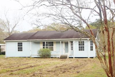 Crowley Single Family Home For Sale: 309 Upton Lane