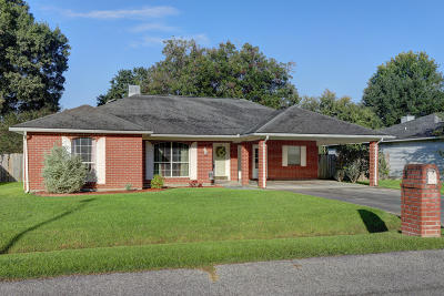 Carencro Single Family Home For Sale: 114 Avron Drive