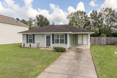 Carencro Single Family Home For Sale: 403 Oak Springs Lane