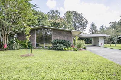 Lafayette Single Family Home For Sale: 314 Theodora Boulevard