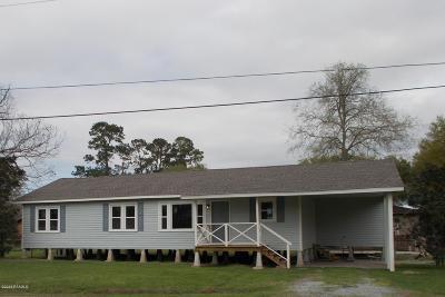 Abbeville Single Family Home For Sale: 109 E Valcourt