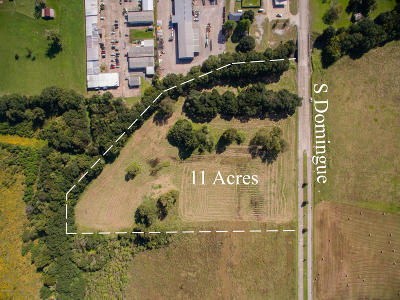 Lafayette Residential Lots & Land For Sale: Domingue Road