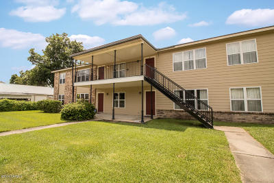 St Martinville, Breaux Bridge, Abbeville Multi Family Home For Sale: 405 N Gertrude Street