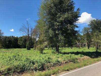 Evangeline Parish Residential Lots & Land For Sale: 5 L'anse Meg Road