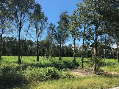Evangeline Parish Residential Lots & Land For Sale: 11 L'anse Meg Road