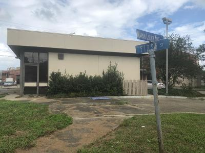 St Mary Parish Commercial For Sale: 501 1st Street