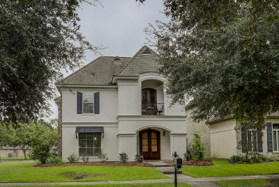 Single Family Home For Sale: 303 Nantere Lane
