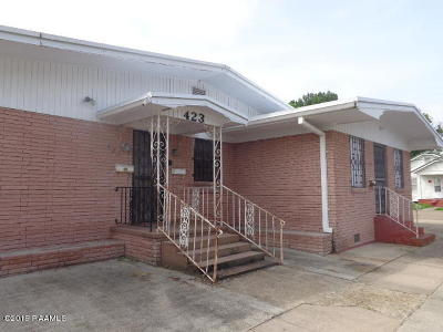 Iberia Parish Commercial For Sale: 423 Providence Street