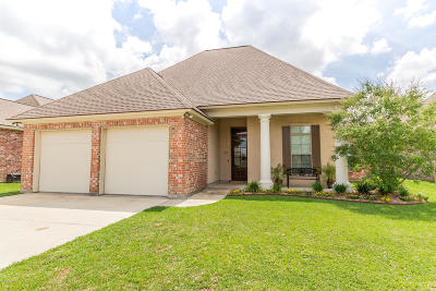 Youngsville Rental For Rent: 219 Bayou Parc Drive