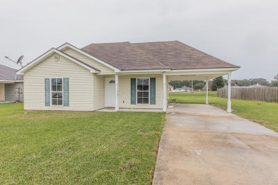 Breaux Bridge Rental For Rent: 1029 Gary Drive