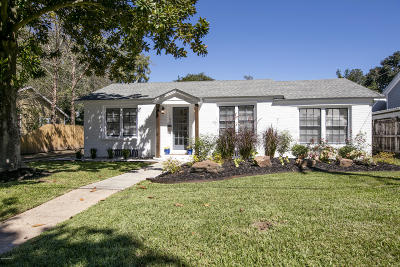 Lafayette Single Family Home For Sale: 103 Ridgewood Street