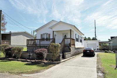 Vermilion Parish Single Family Home For Sale: 409 W Putman Street