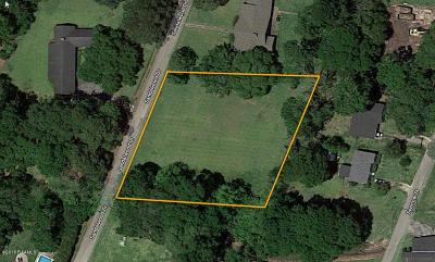 Iberia Parish Residential Lots & Land For Sale: 2517 Sandlewood Drive