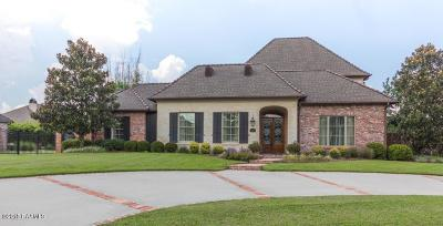 Broussard Single Family Home For Sale: 303 Sawgrass Lane