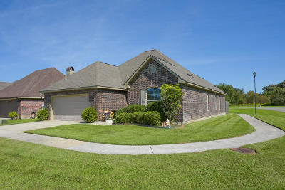 Carencro Rental For Rent: 225 Wisteria Bend Circle