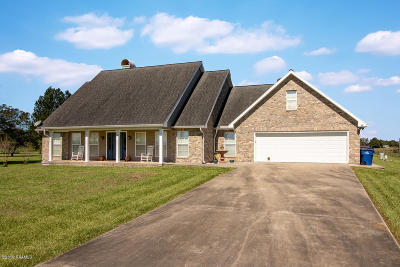 Erath Single Family Home For Sale: 3102 Gene Road