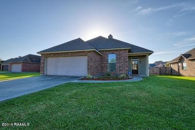 Youngsville Rental For Rent: 112 Peak Run