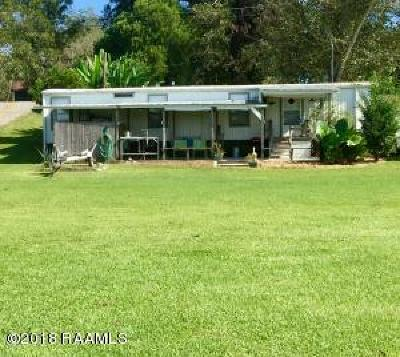 Ventress Single Family Home For Sale: 8425 Island Road