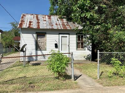 Lafayette Single Family Home For Sale: 809 N Sterling Street