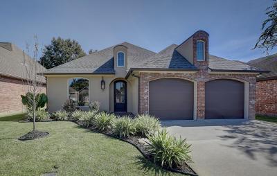 Lafayette Single Family Home For Sale: 130 Gateway Drive