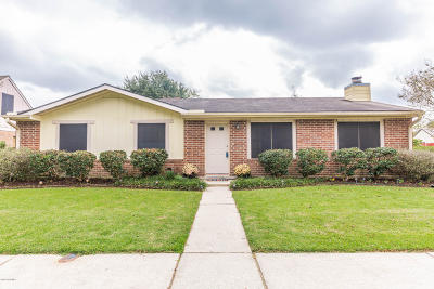 Single Family Home For Sale: 116 Aristotle Drive