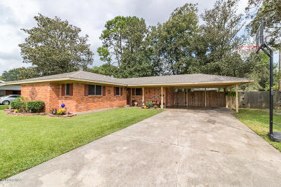 Single Family Home For Sale: 125 Charles Drive