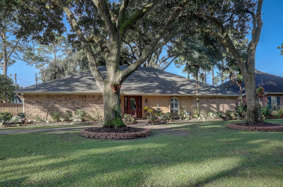 Lafayette Single Family Home For Sale: 108 Chastant Boulevard