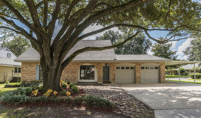 Lafayette Single Family Home For Sale: 700 Bonaire Drive