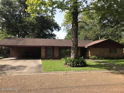 Eunice Single Family Home For Sale: 441 W Elm Avenue