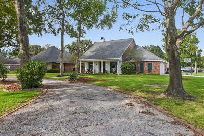 Lafayette Single Family Home For Sale: 133 Green Meadow Road