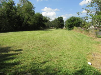 Iberia Parish Residential Lots & Land For Sale: 804 Jefferson Street